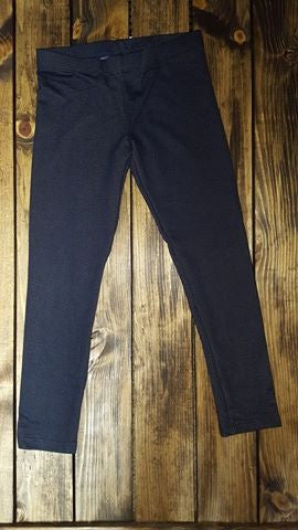 Kids Blue Denim Jeggings