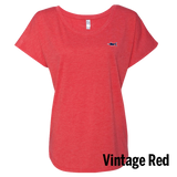 The Boardwalk in Vintage Red - CLOSEOUT