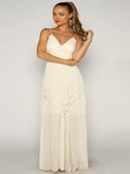 Sleeveless Maxi Dress (MORE COLORS)