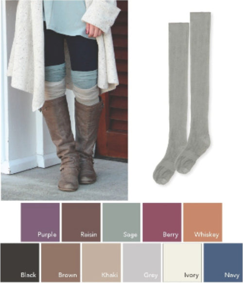 Accessories - Layering Boot Socks