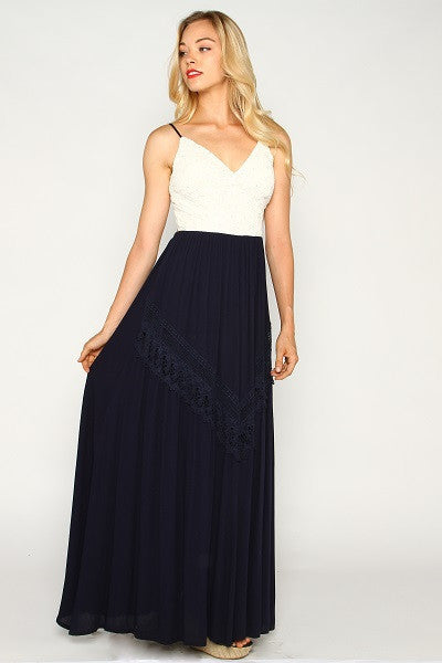 Dress - Sleeveless Maxi Dress (MORE COLORS)