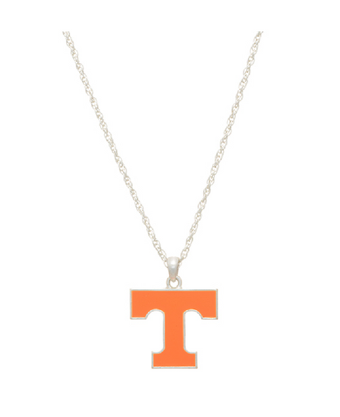 Jewelry - Tennessee Power T Necklace