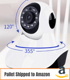 1080P Security Surveilance Camera System