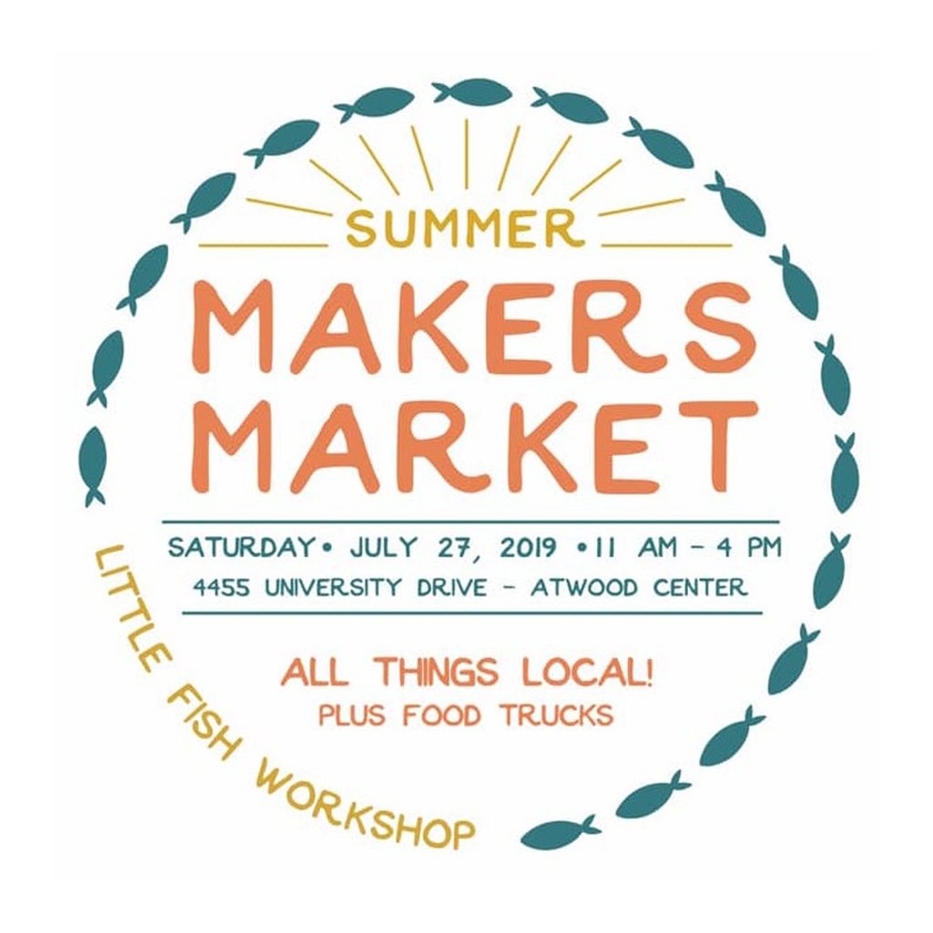 Summer Makers Market Preview