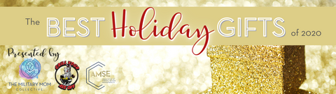 Military Mom Holiday Gift Guide
