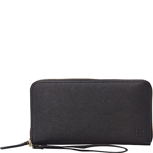 Mighty Purse - Black Zipper Wallet