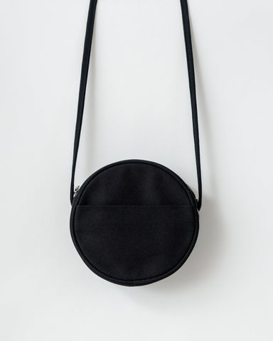 BAGGU Canvas Circle Purse - Small