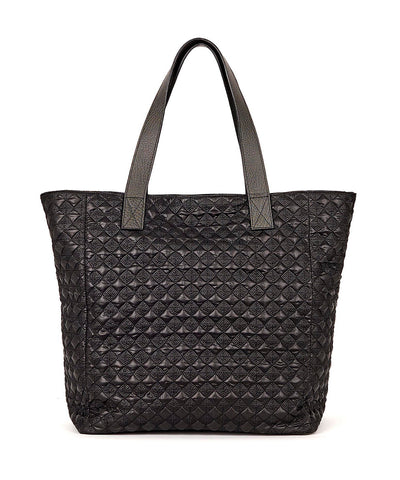 Echo Quilted Nylon Bowery Tote
