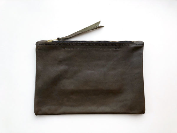 Large Handmade Pouch
