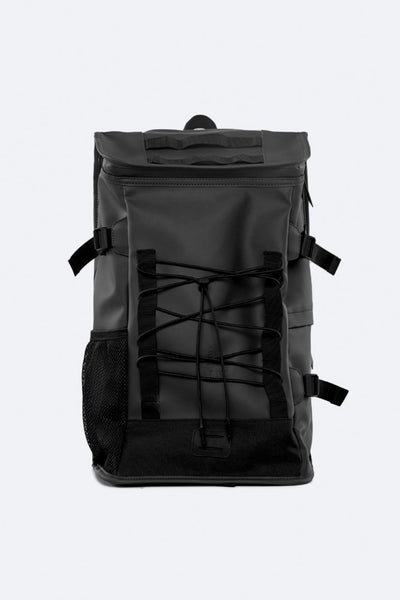 Waterproof Black Mountaineer Backpack