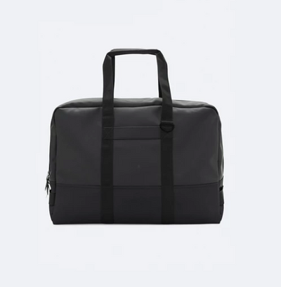 Waterproof Black Luggage Bag