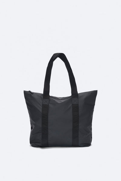 Waterproof Black Tote Bag Rush