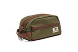 Sword & Plough Green Travel Kit