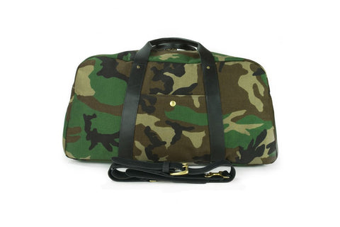 Sword & Plough Camo Duffle Bag