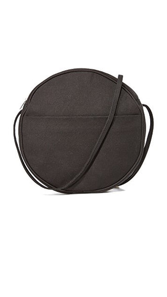 BAGGU Canvas Circle Purse - Large