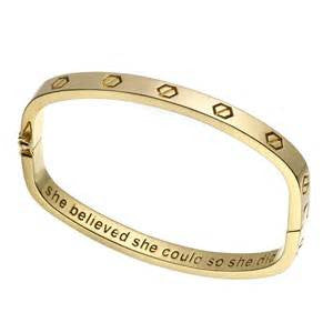 Stella Valle | She Believed Bracelet