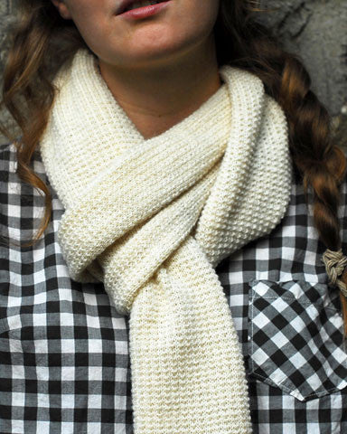 Thermal Stitch Scarf