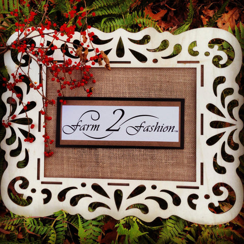 Farm2Fashion Gift Card