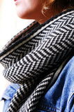 Chevron Pattern Scarf