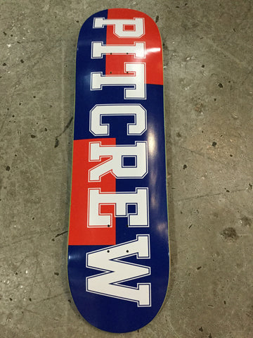 Pitcrew Deck 8.75