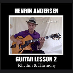 """Guitar Lesson Two"""