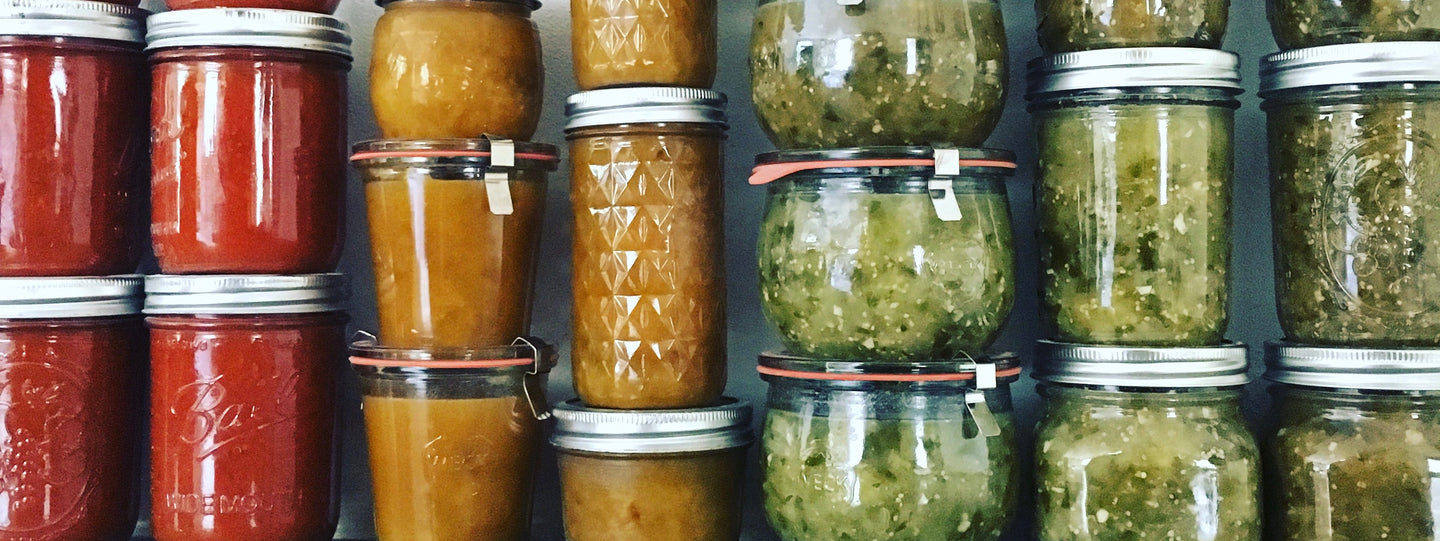 canning workshops