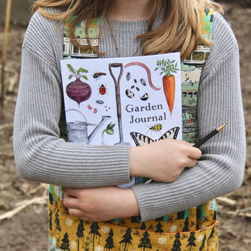 garden journal for kids