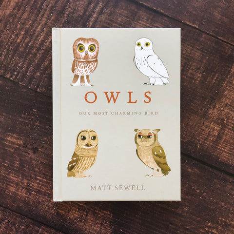 Owls | Our Most Charming Bird