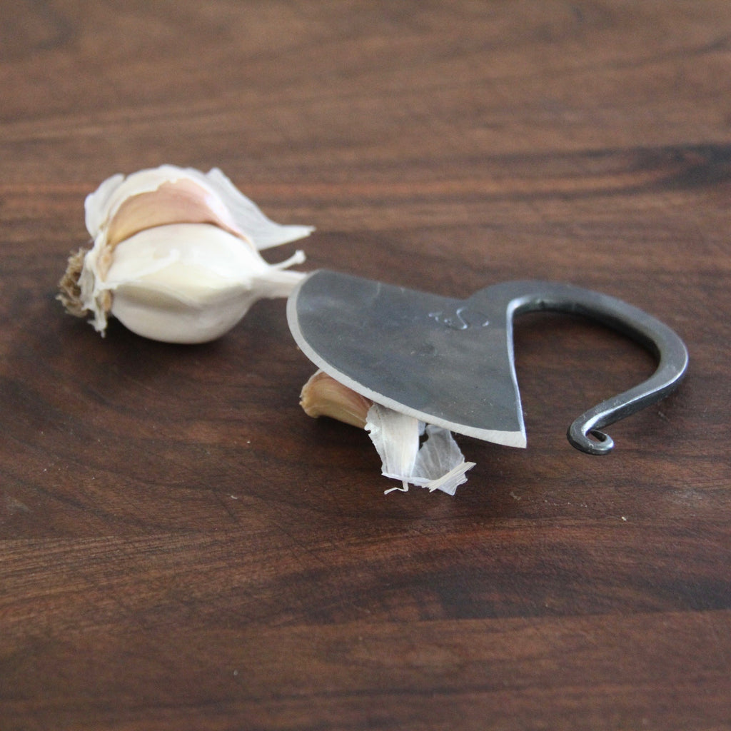 hand forged petite chopper