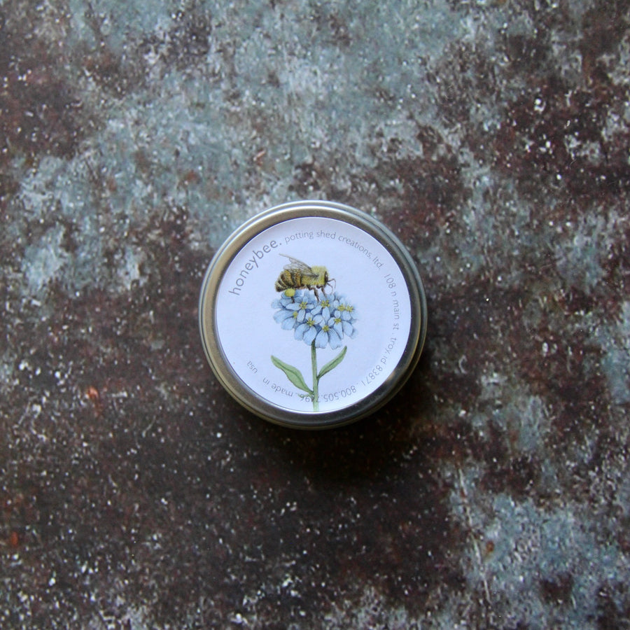 Garden Sprinkles: Honeybee Seed Tin