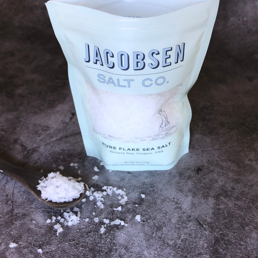 Oregon Flake Sea Salt