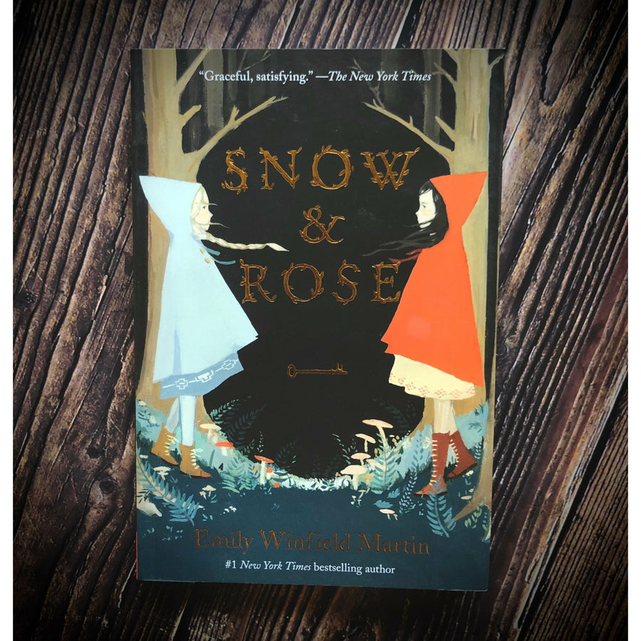 Snow & Rose Chapter Book