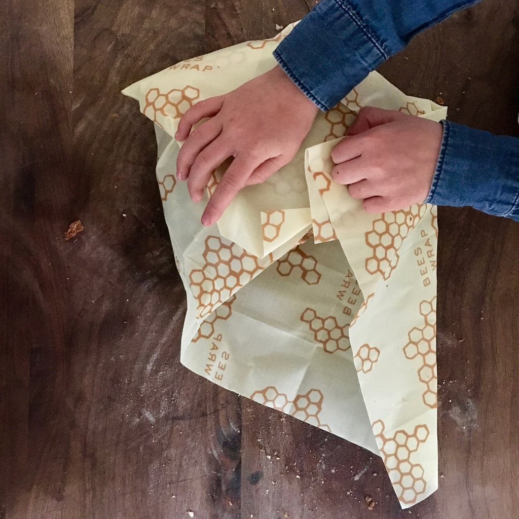 Beeswaxy Reusable Bread Wrap