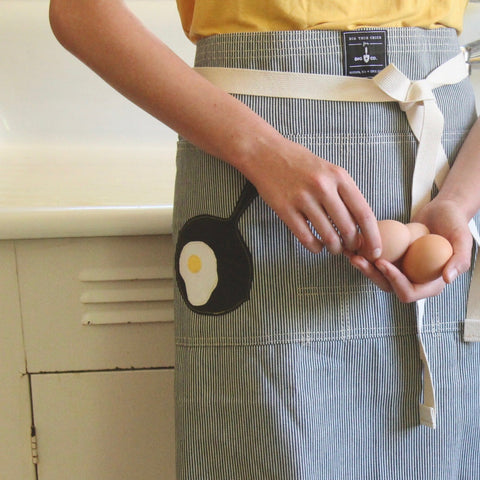 fried egg bistro apron