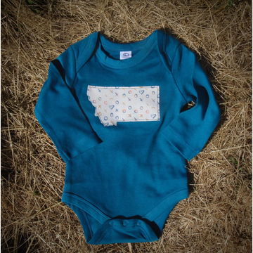 bodysuit / GEO / organic cotton