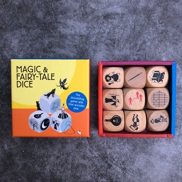 Magic + Fairy Tale Dice