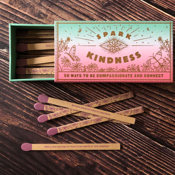 Spark Kindness / 50 Ways to Be Compassionate and Connect