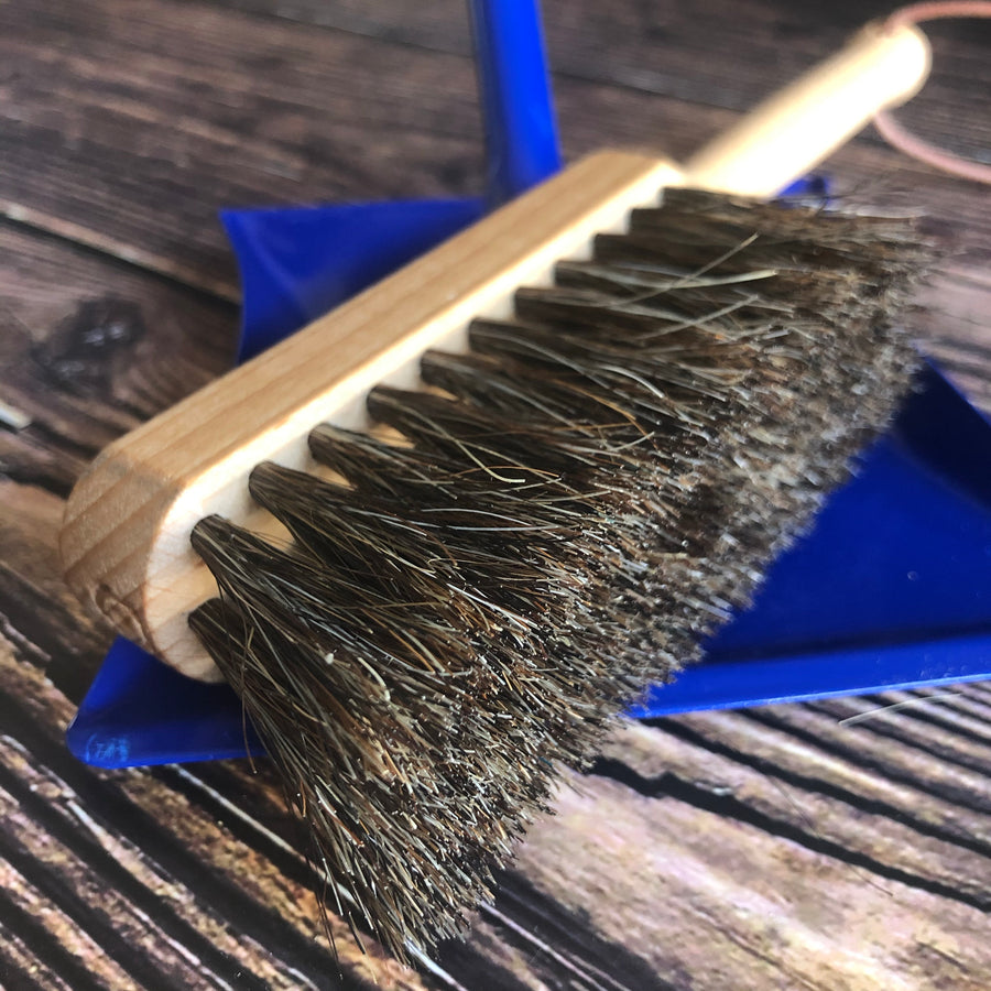 Children's Hand Brush and Dustpan