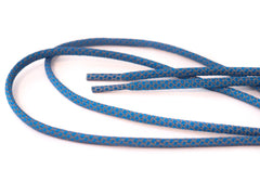 Fat Lace 3M Reflective Rope Laces Blue/Grey - 125cm