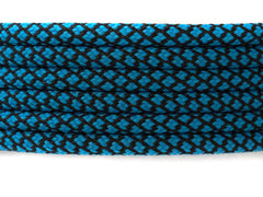 Fat Lace Phantom Lagoon Rope Laces Blue/Black - 125cm