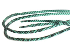 Fat Lace After Eight Rope Laces Mint/Black - 125cm