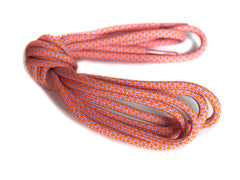 Fat Lace Sorbet Rope Laces Orange/Light Purple - 125cm