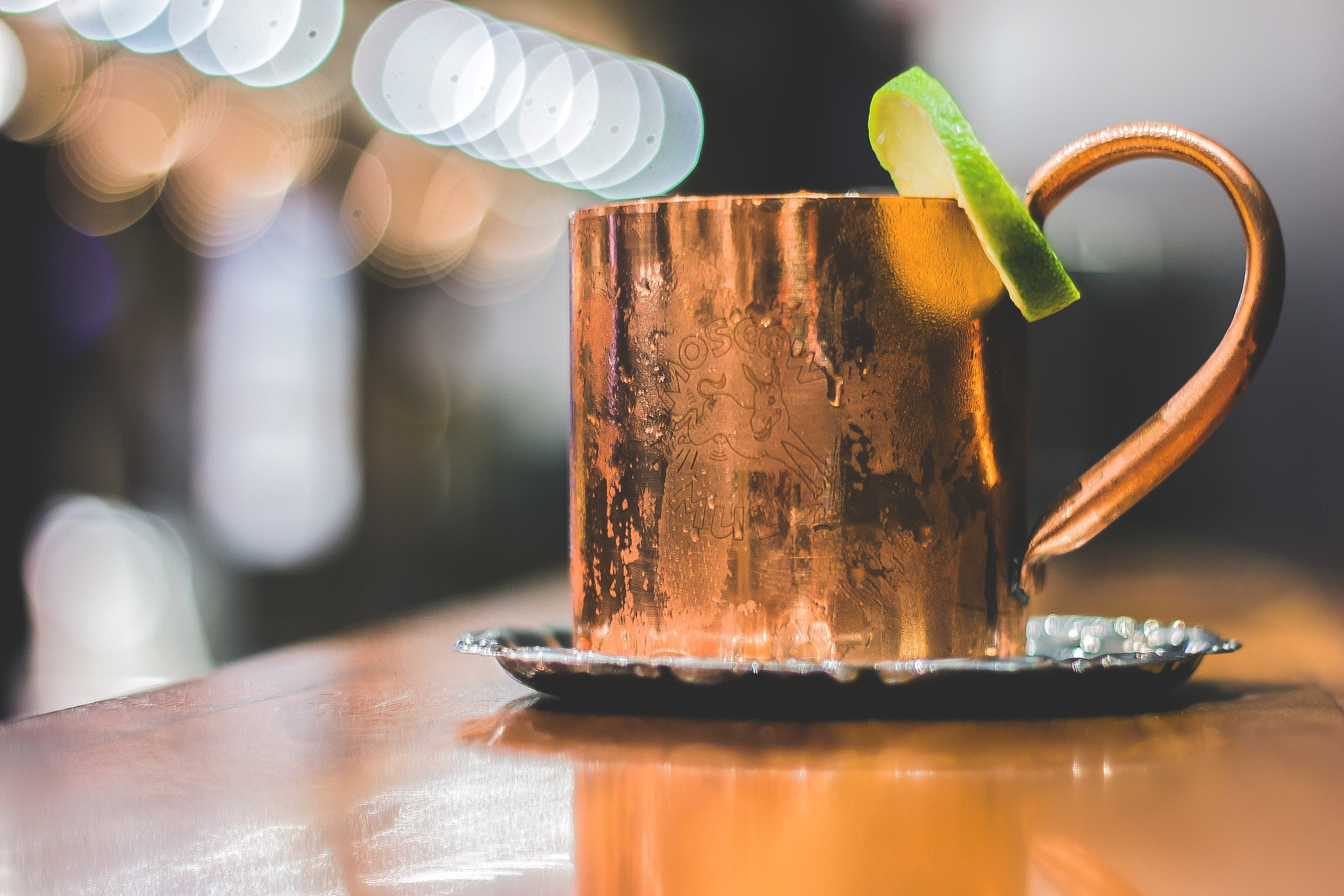 Traynors Vermouth (Moscow) Mule
