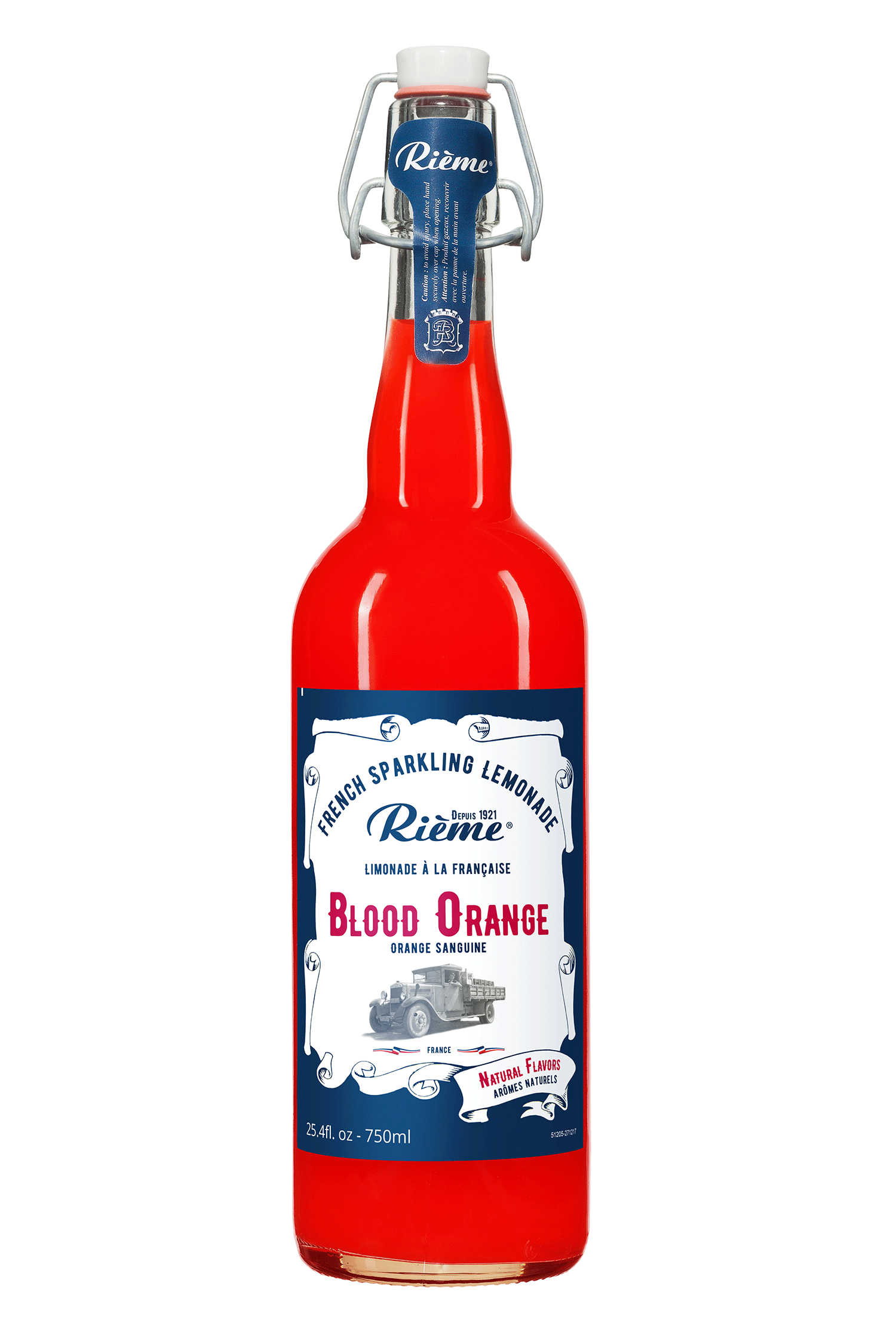 Rieme Sparkling Blood Orange Lemonade