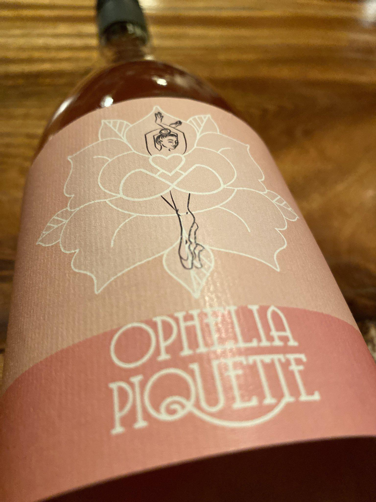 Ophelia Piquette, Natural Wine