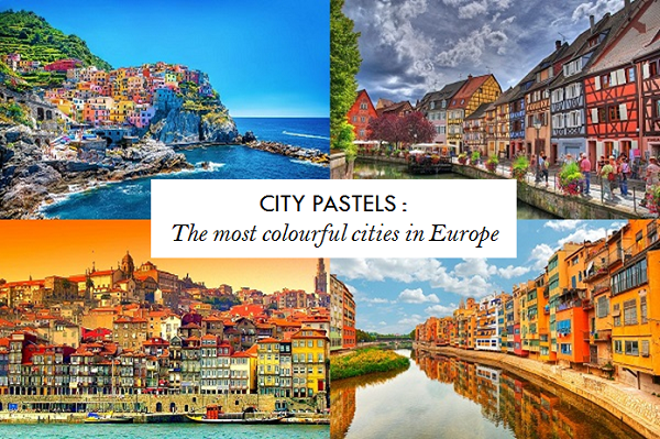 City Pastels: The most colourful cities in Europe