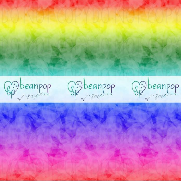 Beanpop Fabrics - Radiant Love - Fabric By the Yard