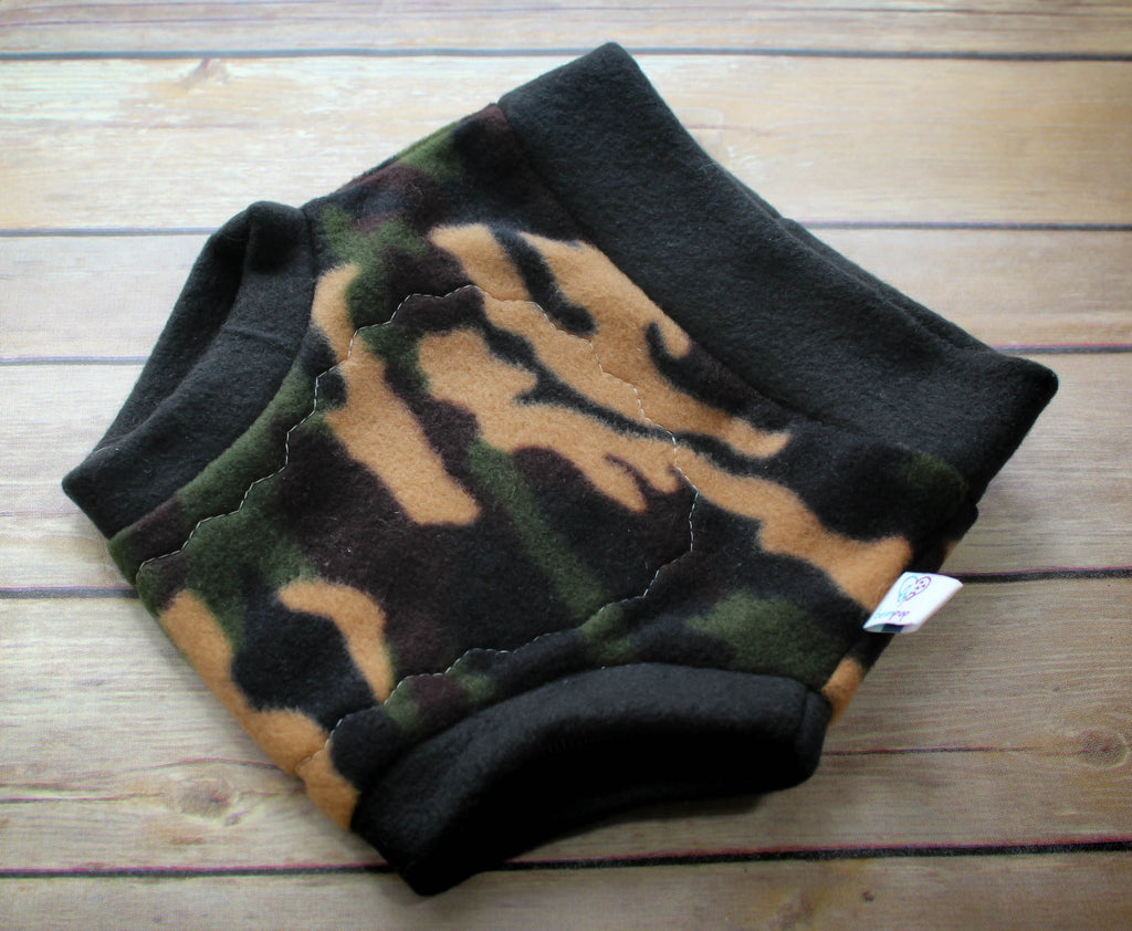 Camo - Fleece Covers