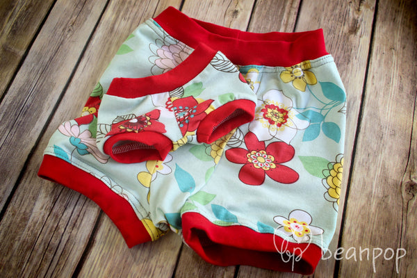 Kids + Doll sized undies set