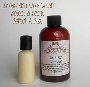 Sweet Tea & Biscuits - Lanolin Rich Wash